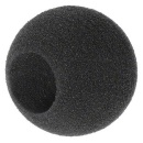 SENNHEISER MZW 421-A Foam windshield for MD 421 and BF 521, Black