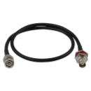 AKG Front Mount Cable, BNC - BNC Chassie, 1st