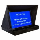 "MIRROR IMAGE ""STAGE"" TELEPROMPTER"