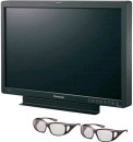 """PANASONIC 25,5"""" FULL HD LCD 3D  PRODUCTION MONITOR """