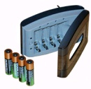 DURACELL ACTIV CHARGE LADDARE M. BATTERIER