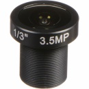 MARSHALL 2.3mm F2.2 M12 Mount Fisheye Lens (AOV approx. 126°)