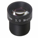 MARSHALL 12mm F1.8 M12 Mount Lens (AOV approx. 33°)