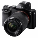 SONY A7 Full frame DSLR camera kit with 28-70 mm