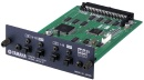 YAMAHA 16-channel ADAT I/O card. Dual optical I/O connectors