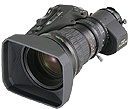 "FUJINON HD-TV 2/3"" lens"