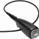 Sennheiser MD 21-U ENG microphone, dynamic, omnidirectional, 3 pin XLR