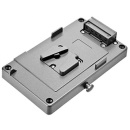 F&V V-Mount Battery Plate for K4000/Z400