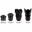 SAMYANG KIT VDSLR Wideangle kit  for Sony E-mount