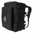 PORTABRACE Basic set up equipped with generic shoulder straps and a de