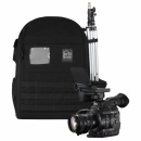 PORTABRACE Backpack with Semi-Rigid Frame for Canon C300MKii