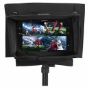 PORTABRACE Rain & dust cover with anti-glare visor for Apollo monitor