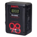SWIT Multi-sockets Square Battery, D-tap, USB out, LCD-dispaly, 98 Wh
