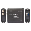 SWIT Optical to SDI Converter