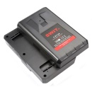 SWIT S-8172A 79+79Wh separable AB-mount battery